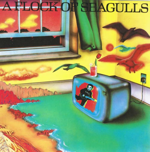 A Flock of Seagulls (1982)