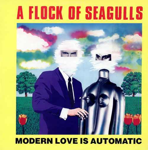 Modern love is automatic (1981)