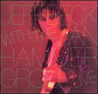 Jeff Beck with the Jam Hammer Group live (1977)
