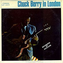 Chuck Berry in London (1965)