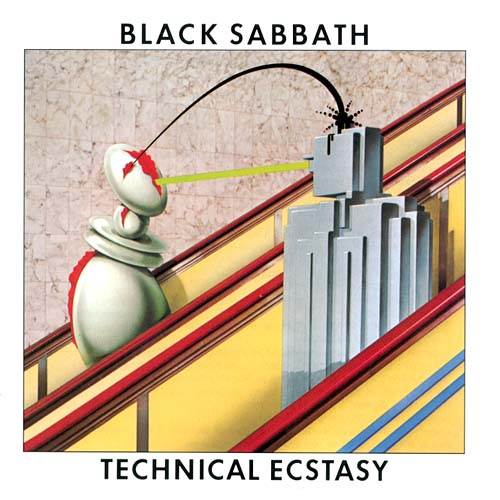 Technical ecstasy (1976)