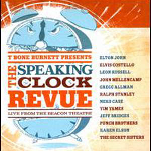 The speaking clock revue (2011)