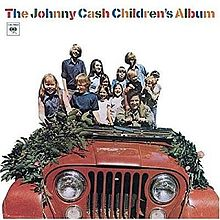 The Johnny Cash children's album (1975)