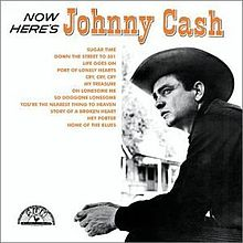 Now here's Johnny Cash (1961)
