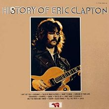 The history of Eric Clapton (1972)