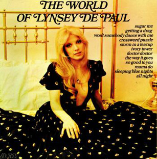 The world of Lynsey De Paul (1974)