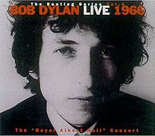 The bootleg series volume 4: Live 1966, The Royal Albert Hall (1998)