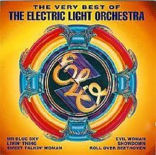 The very best of Electric Light Orchestra (1994)