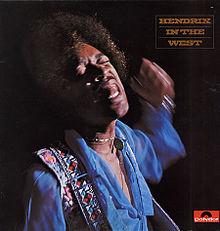 Hendrix in the west (1972)