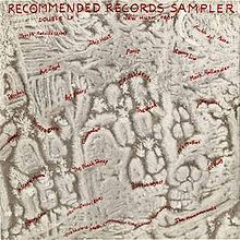 Recommended records sampler (1982)