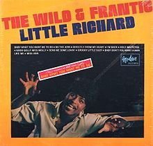 The wild and frantic Little Richard (1967)