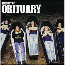 The best of Obituary (2008)