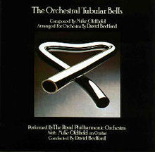 The orchestral Tubural bells (1975)