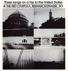 Three songs on a trip to the United States (1984)