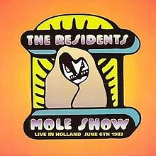 The mole show live in Holland (1989)