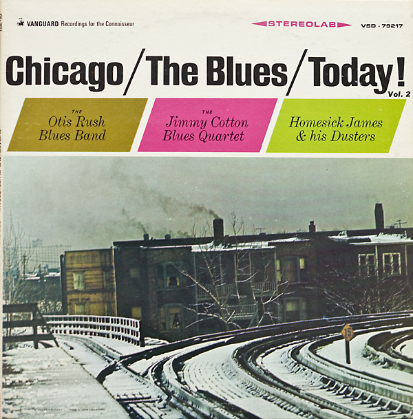 Chicago/The blues/Today (1966)