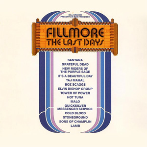 Fillmore - the last days (1971)